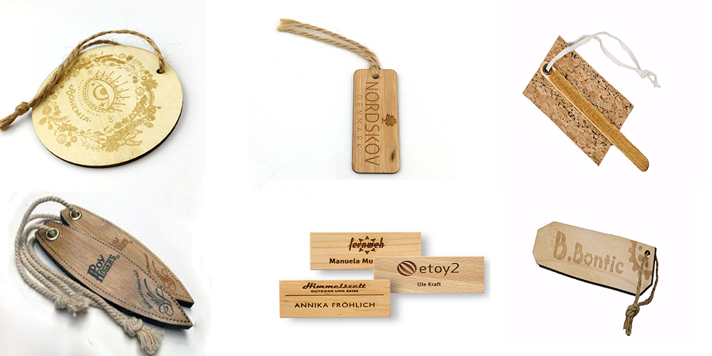 Natural Wood Hangtags Supplier